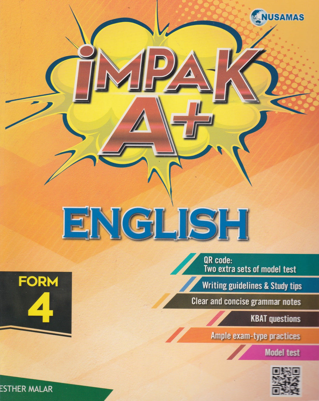 Nusamas-Impak A+: English Form 4-9789674369484-BukuDBP.com