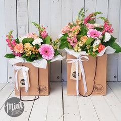 Marshmallow Bouquet Bag