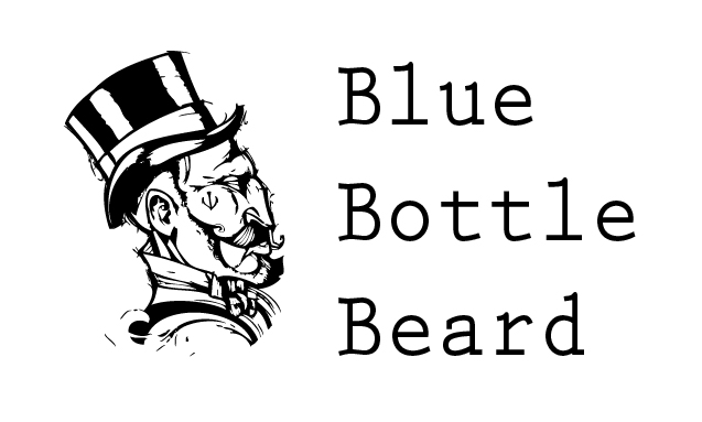 Blue Bottle Beard