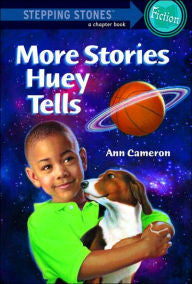 Stepping Stone Books - Julian:More Stories Huey Tells (Series #2) - EyeSeeMe African American Children's Bookstore