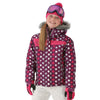 New 686 Gidget Puff Jacket Junior Girls Jacket