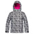 New Roxy American Pie Print Junior Girls Jacket