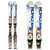 Used Salomon Enduro 800 Jr Junior Skis B