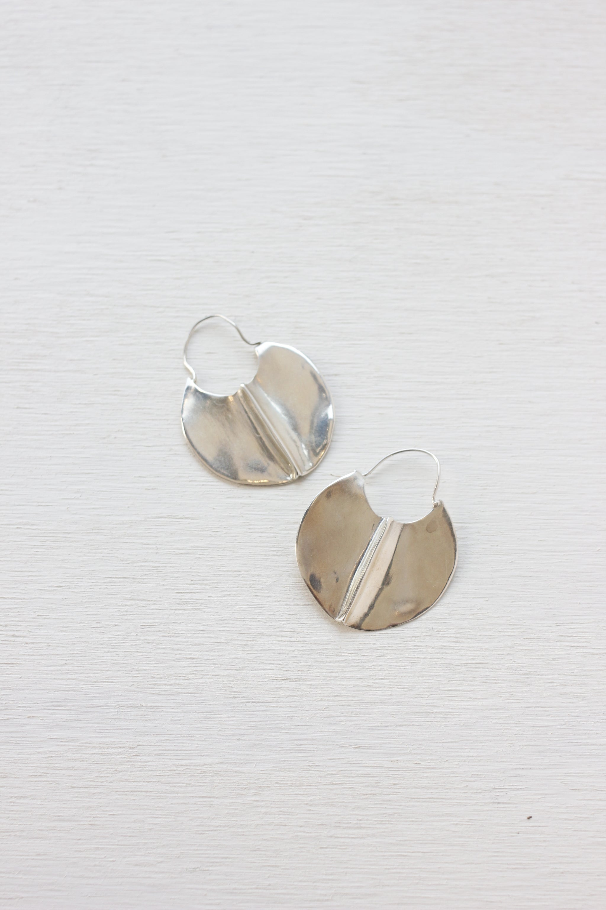 ariana boussard sterling silver earring