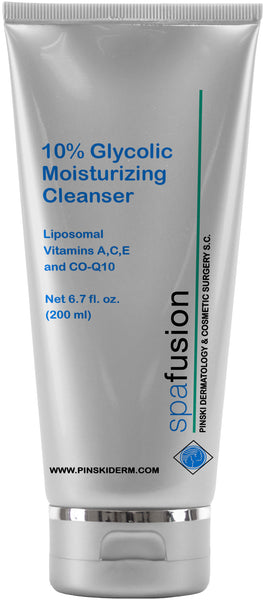 Spafusion 10% Moisturizing Cleanser