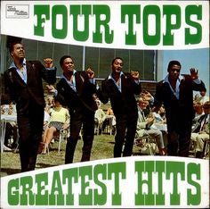 FOUR TOPS - greatest hits - BRAND NEW SEALED CASSETTE TAPE