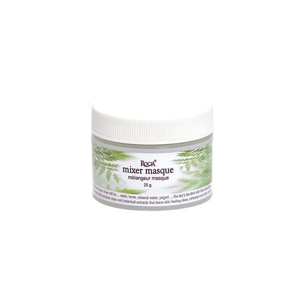 Mixer Masque Clay-Based Mix by Rocia Naturals
