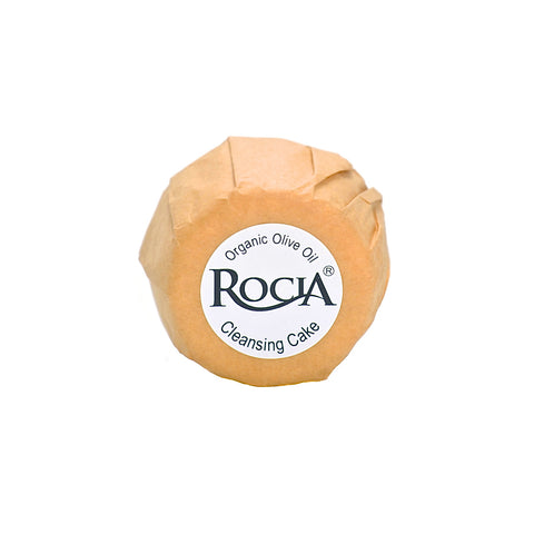 Organic Olive Oil Cleansing Cake by Rocia Naturals