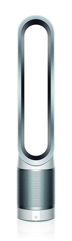 Dyson Pure Cool, TP01-HEPA Air Purifier & Fan, White/Silver