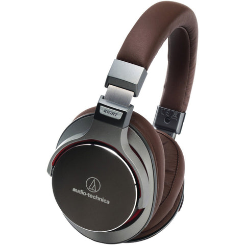 Audio Technica ATH-MSR7 SonicPro® Over-Ear High-Resolution Audio Headphones