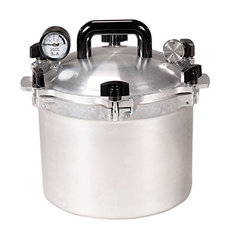 All American 15-1/2-Quart Pressure Cooker Canner