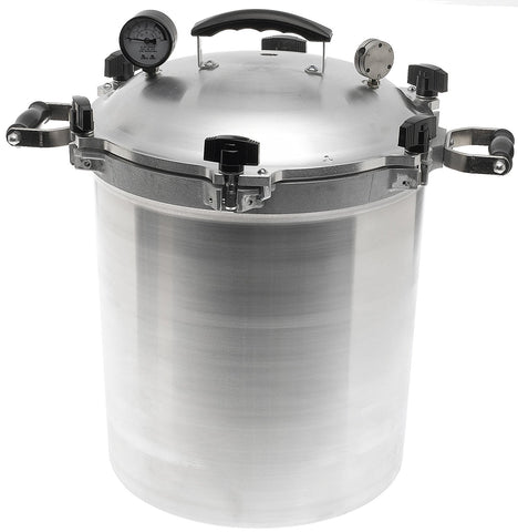 All American 30-Quart Pressure Cooker Canner