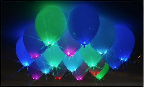 "Balloon Lights 12"" Latex"