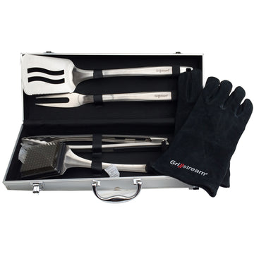 Grillstream Gourmet 5pc Barbecue Tool Set