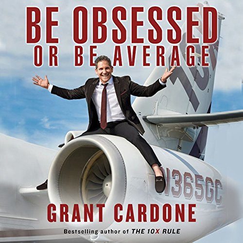 Be Obsessed Or Be Average - Audiobook
