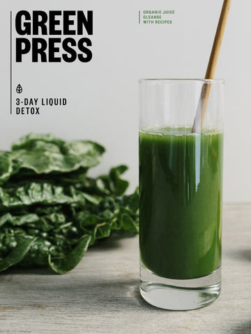 DIY 3 Day Juice & Smoothie Cleanse