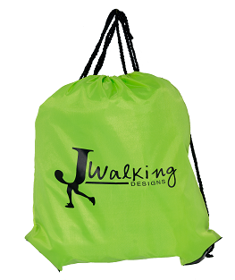 JWalking Drawstring Bag