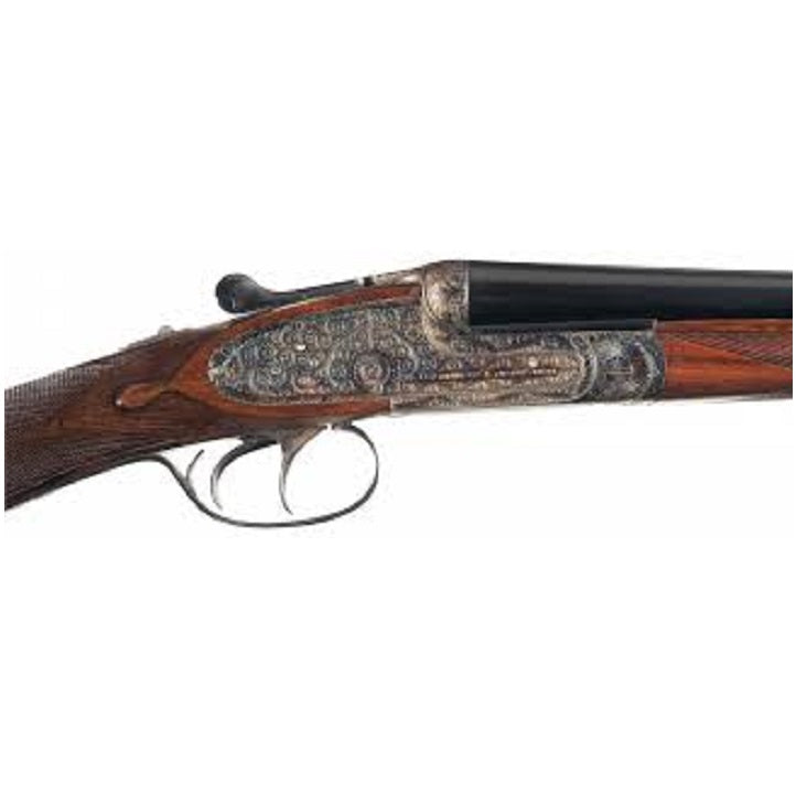 AYA Sidelock - Side-By-Side 12 Gauge Shotgun - No 2