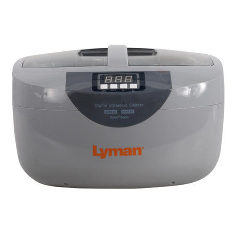 Lyman - Turbo Sonic Case Cleaner