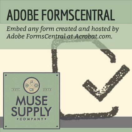 Adobe FormsCentral