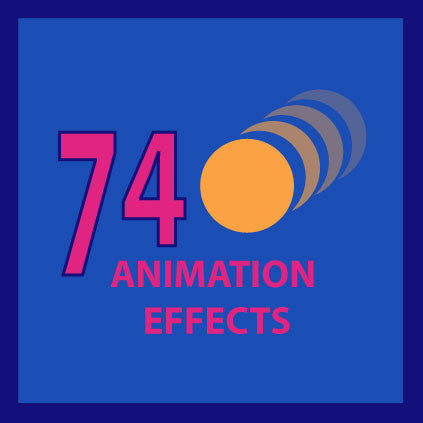74 Muse Animation Effects