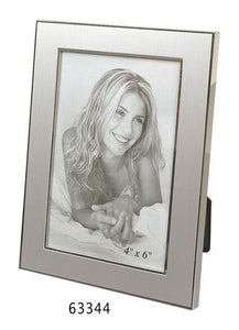 Elegance 63342/4/5/8 Jolene Frames, Engravable - Multiple Sizes Available