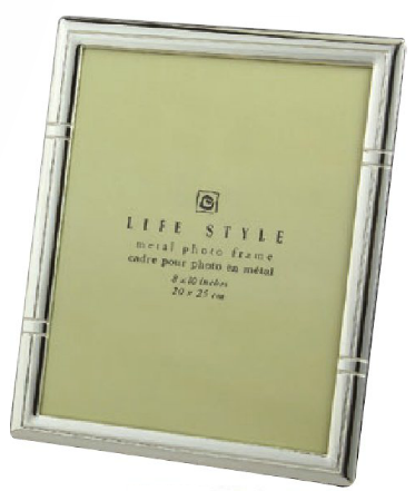 Elegance 81144/5 SP Reed Border Frame - 2 Sizes Available
