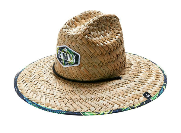 Hemlock The Brawler Beach Hat