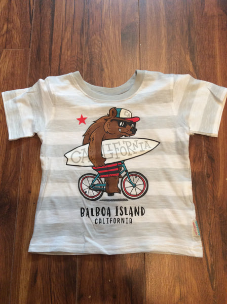 Boys T-shirt - Cali Bear