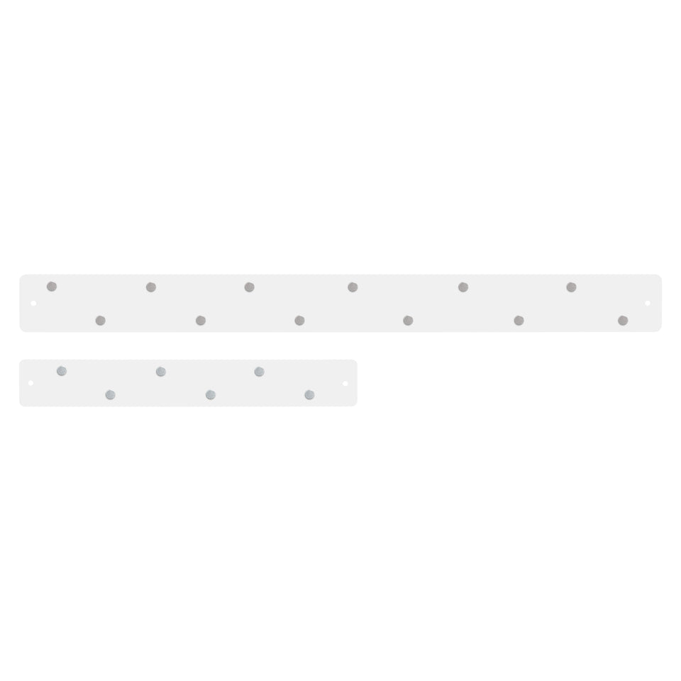 magnetic strip bulletin board