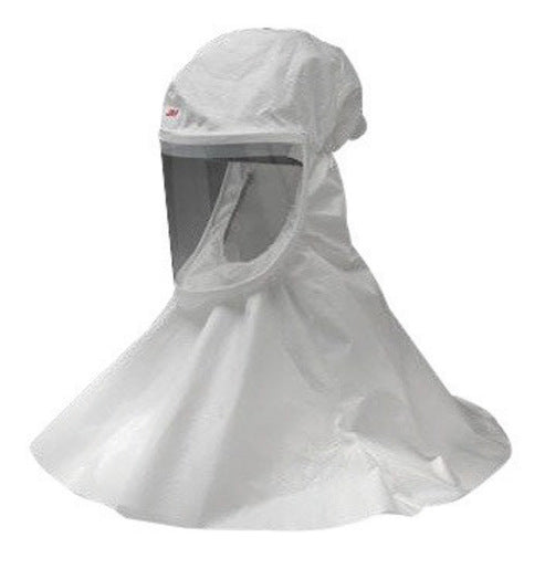 3M'Ñ¢ Small/Medium Economy Hood For 3M'Ñ¢ Versaflo'Ñ¢ Powered Air Purifying and Supplied Air Respirator Systems (20 Per Case)