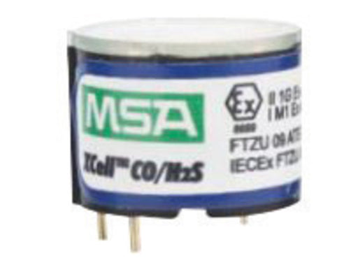 MSA Replacement Altair® XCell™ Hydrogen Sulfide Sensor Kit