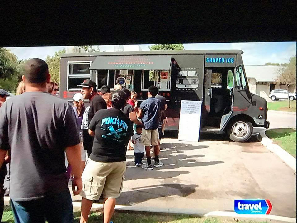 Travel Leisure Magazine Americas Best Chili Chamoy CIty LImits Chili Queens San Antonio, Texas Food Truck Travel Channel
