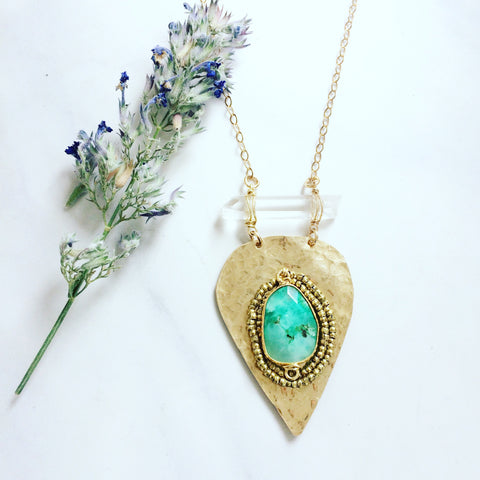 Winter Solstice Necklace