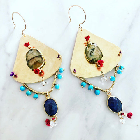 Kahlo Earrings