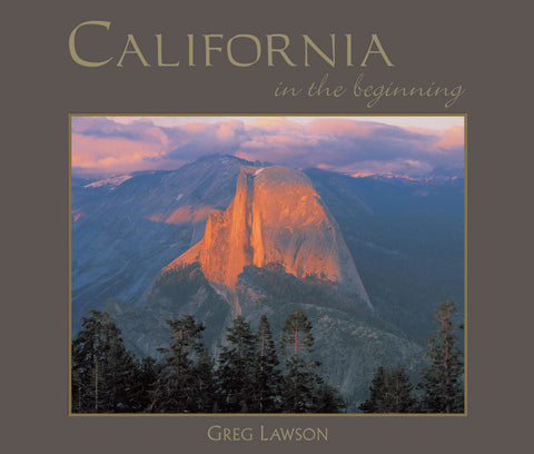 CALIFORNIA<br>In the Beginning - Greg Lawson Photography Art Galleries in Sedona