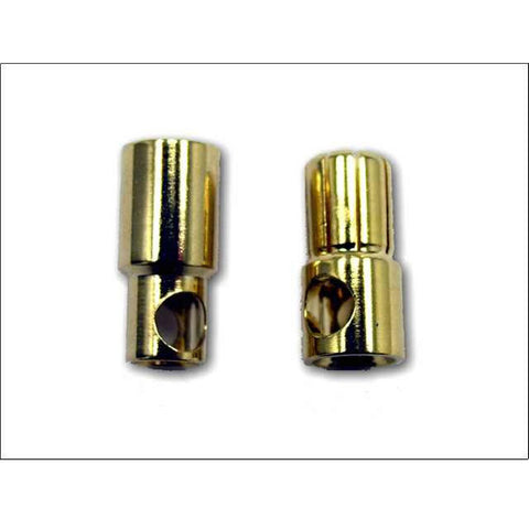 Bullet Connector 6mm (Male+Female)