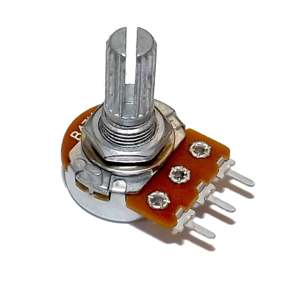 Rotary Potentiometer (1 KOhm)