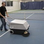 Commercial Floor Scrubber