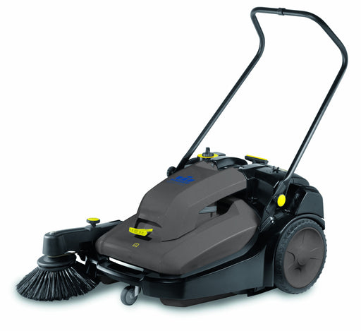 Windsor Kärcher Group's Radius 280 Deluxe delivers fast, efficient sweeping for hard and soft floor surfaces