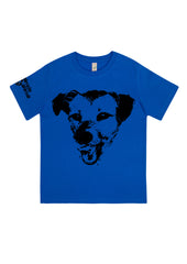 Happy Dog, 100% Organic Cotton, for the Kids - Simple Animal  - 4