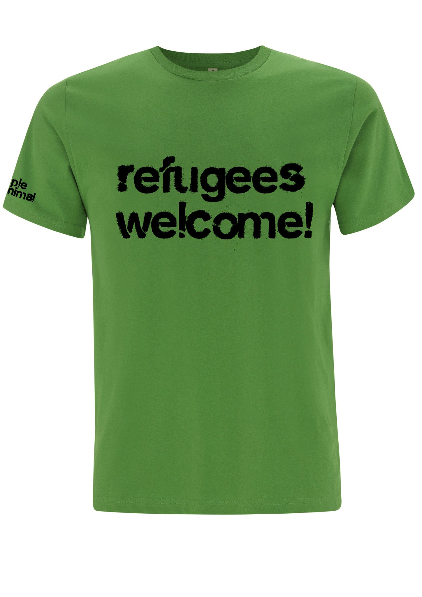 Refugees Welcome! - Simple Animal  - 3
