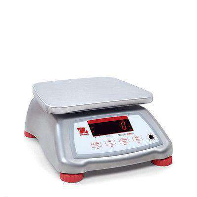 OHAUS VALOR V41XWE6T 6000g 1g WATER RESISTANT COMPACT FOOD SCALE 2YWRRNTY NTEP, Scales, OHAUS, Ramo Trading