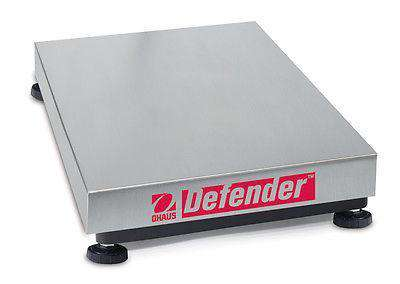 Ohaus D300BX Defender Basic Rectangular Base 600 LB / 300 KG Capacity With Warranty - Ramo Trading