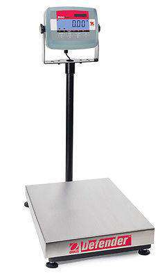OHAUS D31P300BX 300kg 50g DEFENDER WASHDOWN BENCH SCALE NTEP With Warranty - Ramo Trading