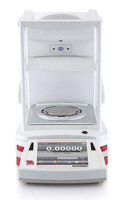 OHAUS EX125 Explorer Analytical Lab Balance 120g,0.01mg  2Y Warranty - Ramo Trading