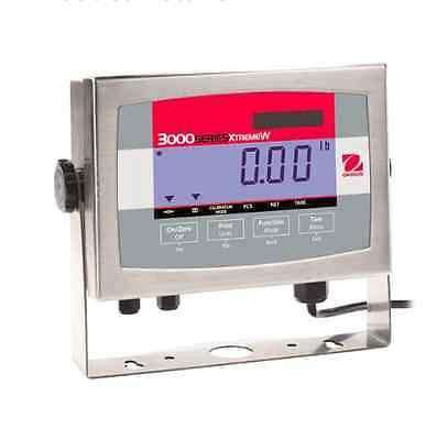 OHAUS T32XW DEFENDER XTREME BENCH SCALE INDICATORS NTEP - Ramo Trading