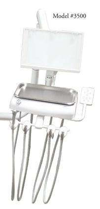 TPC Dental 3500  Mirage swing mount unit with chair bracket (for TPC chair only) with Warranty