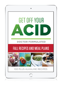 Alkaline Recipe eBook Bundle – 4 Seasons