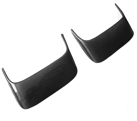 Porsche 997 Carbon Aero and GT3 or GT3RS 2004-2011 Carbon Fiber Air Intake Scoops  - MDI CarbonFiber